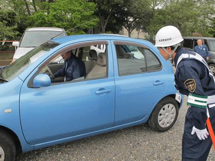 交通誘導警備